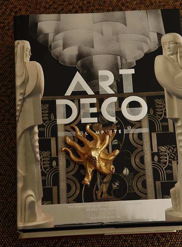 design, art deco, found objects, details, interior design photos, design philosophy