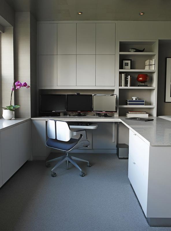 contemporary design, custom design, pragmatic, modernism, furnishings, home office design, modern interior design