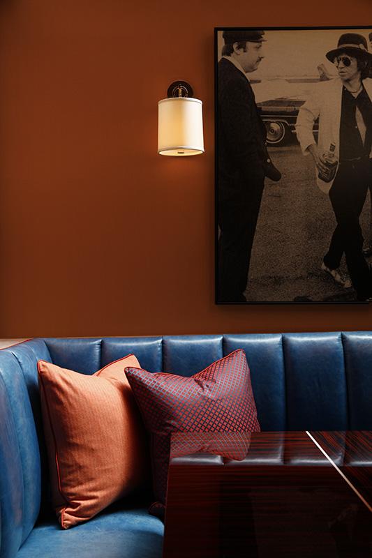modernism, contemporary interior design, sectional sofas, throw pillows, paint colors