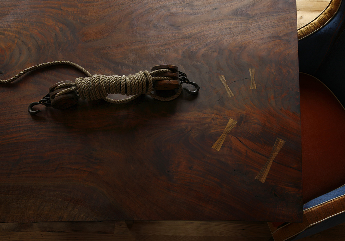 found objects, house interior design, dining table, furniture, finish