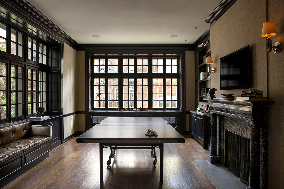 lifestyle, residential interior design philadelphia, brownstone, wood flooring, finish