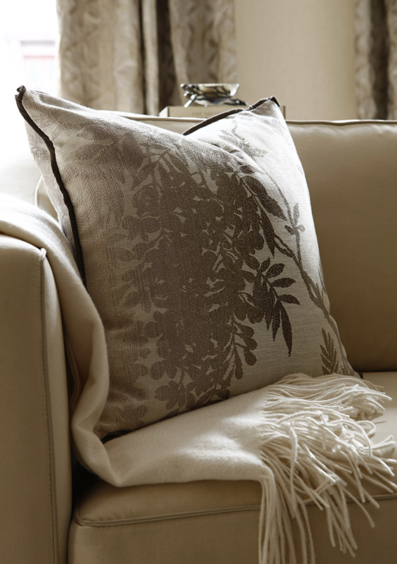 residential design, interior, accessories, pragmatic, Cashmere throw, furnishings, Ombre, fabric
