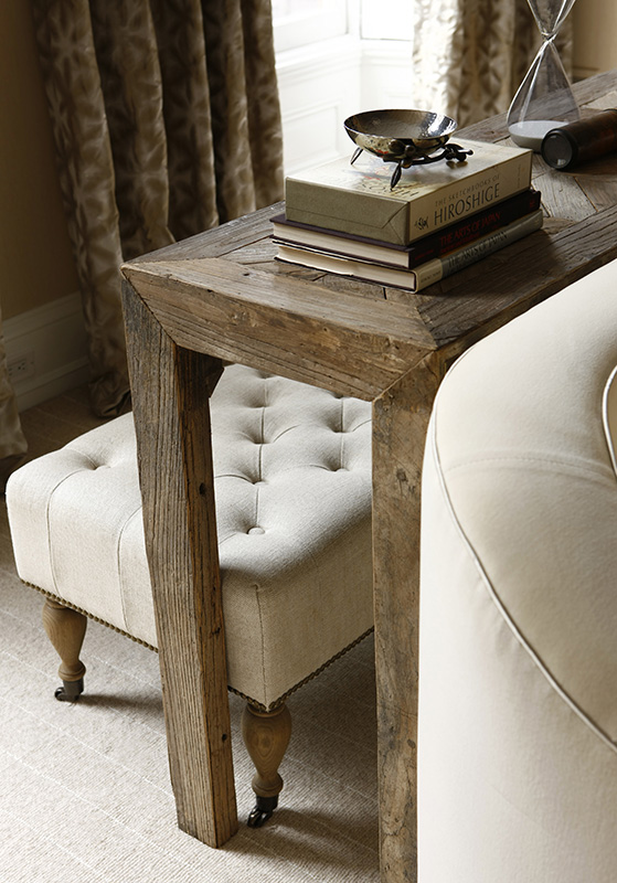 classic interior design, country house, found objects, furnishings, attention to detail, country retreat